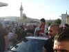 Nassif Zeitoun new photo from his arrival back to syria after winning the title of star academy 5