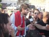 Nassif Zeitoun new photo from his arrival back to syria after winning the title of star academy 2