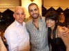 Rahma Ahmed Siba3i picture after star academy season seven at the finale prime dinner party with Mohamad Ramadan 3