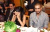 Rahma Ahmed Siba3i picture after star academy season seven at the finale prime dinner party with Mohamad Ramadan 2