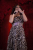 Elissa picture from her concert performance in June 2010 at Ribat in Morocco festival 2