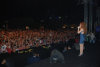 Lebanese singer Myriam Fares picture from her June 2010 concert in Cario Egypt 3