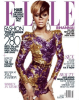 Rihanna photo shoot for cover of the July 2010 issue of Elle magazine 3