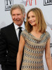Calista Flockhart and Harrison Ford arrive at the 38th AFI Life Achievement Award honoring Mike Nichols held at Sony Pictures Studios on June 10th 2010 in Culver City California 8