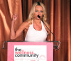 Pamela Anderson at the 12th annual tribute to the Human Spirit Awards at the Beverly Hills Hotel on May 6th 2010 in Beverly Hills California 2