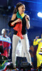 Fergie sings live at the FIFA World Cup Kick Off Celebration Concert held on June 11th 2010 at the Orlando Stadium in Soweto South Africa 6