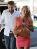 Britney Spears and Jason Trawick stopping off at a hotel on June 11th 2010 in Calabasas California 2