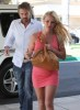 Britney Spears and Jason Trawick stopping off at a hotel on June 11th 2010 in Calabasas California 4