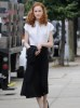 Evan Rachel Wood picture while on the set of Mildred Pierce on June 11th 2010 in Queens New York 1