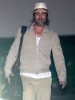 Brad Pitt spotted leaving a studio after working late on June 9th 2010 in Culver City 3