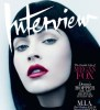 Megan Fox the June July 2010 issue of Interview Magazine 3