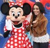 Vanessa Hudgens arrives at Disney California Adventure on June 10th 2010 in Anaheim California 2
