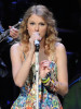 Taylor Swift seen on June 13th 2010 during The CMA Music Festival in Nashville Tennessee 5