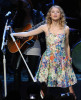 Taylor Swift seen on June 13th 2010 during The CMA Music Festival in Nashville Tennessee 2