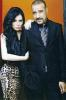 Mai Ezzideen and Mohamad Saad photo shoot for their latest Egyptian comedy movie 2