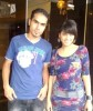 new pictures of Iraqi student Rahma Sibahi after the end of star academy 7th season at her house 3