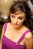 Egyptian singer Angham at the makeup room backstage of a concert 3