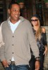 Jay Z and Beyonce Knowles seen together on June 14th 2010 as they went out for dinner at Pepolino Ristorante in New York City 4