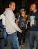 Jay Z and Beyonce Knowles seen together on June 14th 2010 as they went out for dinner at Pepolino Ristorante in New York City 2