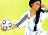 Haifa Wehbe football photo shoot 8