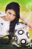 Haifa Wehbe football photo shoot 7