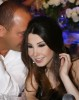 Nancy Ajram with her husband FADI 2