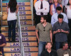 Jake Gyllenhaal attends Game Seven of the NBA playoff finals during the 2010 NBA Playoff at Staples Center on June 17th 2010 in Los Angeles 3
