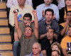 Jake Gyllenhaal attends Game Seven of the NBA playoff finals during the 2010 NBA Playoff at Staples Center on June 17th 2010 in Los Angeles 2
