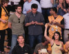 Jake Gyllenhaal attends Game Seven of the NBA playoff finals during the 2010 NBA Playoff at Staples Center on June 17th 2010 in Los Angeles 4