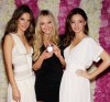 Miranda Kerr seen with Alessandra Ambrosio and Candice Swanepoel as they arrive at the launch of Bombshell The Fragrance on June 16th 2010 at the St Regis Hotel in New York 3