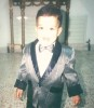 Mohamed Ramadan child hood pictures 1