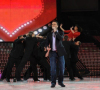 picture of the fifth Prime of star academy seven on March 26th 2010 with singer Ayman Zbeeb prime6 8