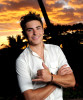 Zac Efron picture at the opening night reception for the 2010 Maui Film Festival at the Capische on June 16th 2010 in Hawai 2