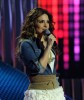 tenth prime of star academy 2010 on april 23rd 2010 picture of presenter Hilda Khalifeh 2