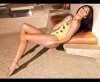 Nicole Scherzinger pool side photo shoot for the July 2010 issue of  Maxim magazine 1