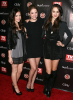 Ashley Benson with Lucy Hale Troian Bellisario and from the pretty little liars