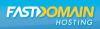 LOGO of the domain name registrar FastDomain Inc