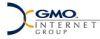 LOGO of the domain name registrar GMO
