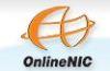 LOGO of the domain name registrar onlinenic