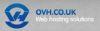 LOGO of the domain name registrar OVH
