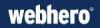 Logo of WebHero Domain Name Registrar