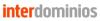 logo of the domain name registrar Interdominios
