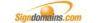 logo of the domain name registrar SignDomains