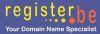 logo of the domain name registrar Register.be NV