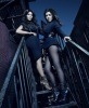Kim Kardashian and her sister Kourtney Promotional photoshoot session for Take New York Season one in January 2011 3