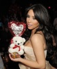 Kim Kardashian photo on February 14th 2011 as she hosts Valentines Day at Marquee Nightclub 2