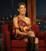 Cobie Smulders picture at the Late Late Show with Craig Ferguson at CBS Television City on November 21st 2008 in Los Angeles 3