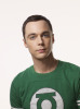 Sheldon Cooper played by actor Jim Parsons in The Big Bang Theory comedy series
