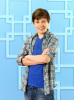 The comedy series Melissa and Joey Poster picture of Nick Robinson who stars as Ryder 1