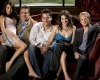 Photoshoot of the cast of the CBS series HOW I MET YOUR MOTHER